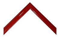 Рамка из деревянного багета 40х50 см db01 - №3 Красный