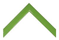 Рамка из деревянного багета 40х50 см db01 - №4 Зеленый