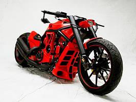 Запчасти к мотоциклам.