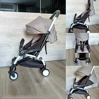 Детская коляска YOYA 175A+. Летняя коляска. Коляска для путешествий. Коляска в самолет. Легкая коляска.