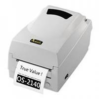 Настольный принтер печати штрихкодов «Argox OS-2140DT»