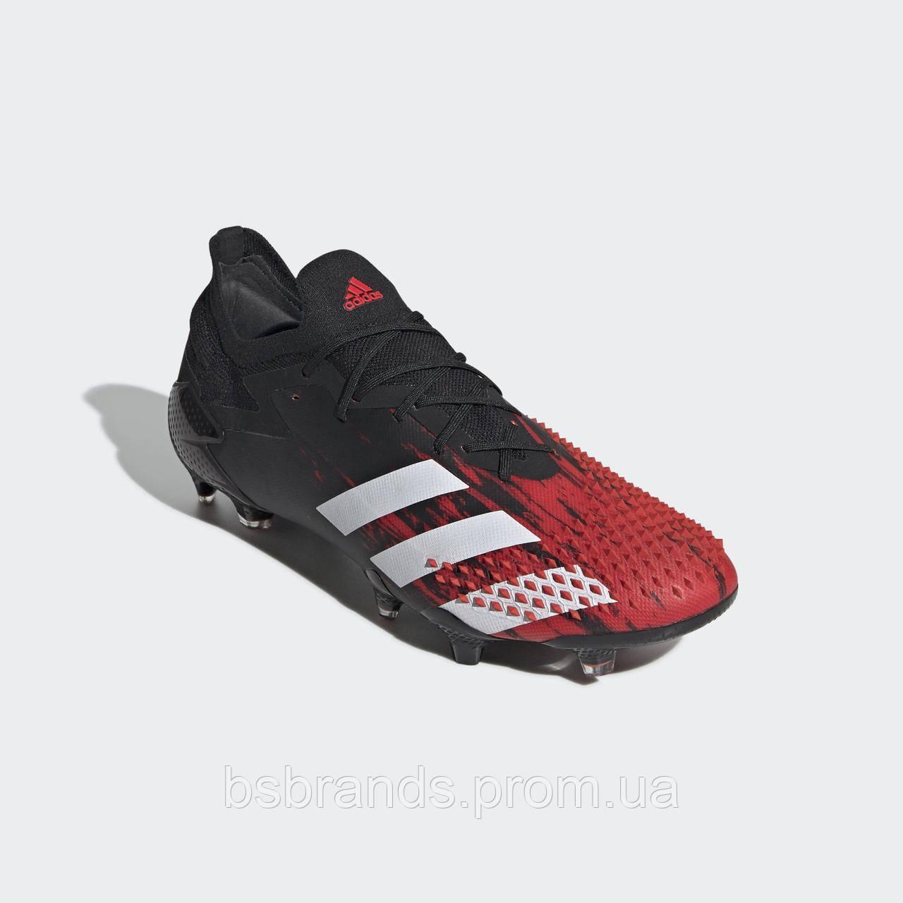 Мужские футбольные бутсы adidas Predator Mutator 20.1 FG EF2206 (2020/1)