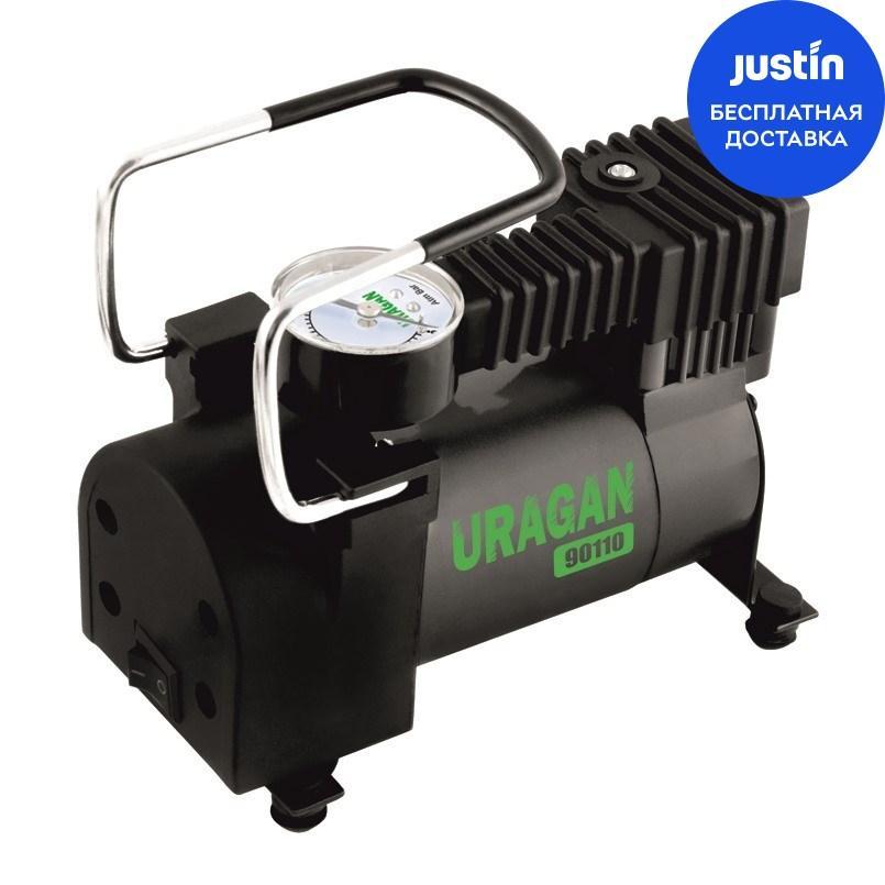 Автомобильный компрессор Uragan 90110