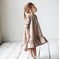 Нарядное платье бохо для девочки и мамы 24-60 размер
