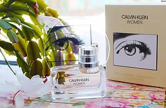 Calvin Klein Women Eau de Toilette туалетная вода 100 ml. (Кельвин Кляйн Вумен Еау де Туалет), фото 3