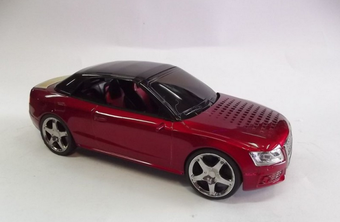 Портативная колонка машина Audi-convertible ws-699
