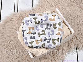 "Подушка для новонароджених ""Лисичка"""
