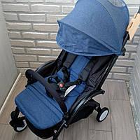 Детская коляска YOYA Premium. Коляска для путешествий. Легкая коляска.