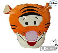 Мягкая плюшевая подушка-игрушка Тигруля Дисней/Disney 35*30см