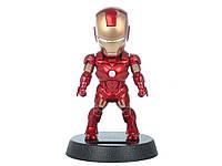 Фигура Железный человек на подставке 12 см  Красный