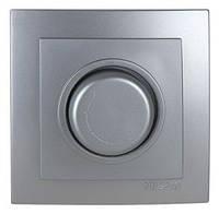 Светоригулятор (диммер) серебро