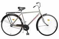 Велосипед дорожний закрытая рама 28 Украина Люкс 64 CZ серый мет. 111-461/02805 (шт.)