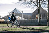 Велокресло на багажник Thule Yepp Nexxt Maxi Universal Mount, фото 5