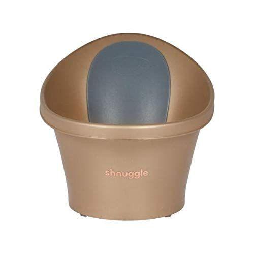Дитяча ванночка Shnuggle Gold