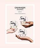 Calvin Klein Women Eau de Toilette туалетная вода 100 ml. (Кельвин Кляйн Вумен Еау де Туалет), фото 7