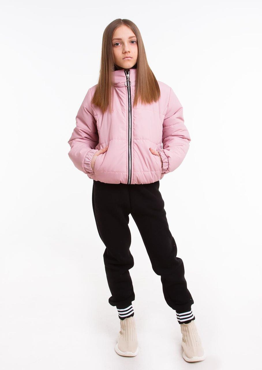 Куртка Доминика розовый, 122
