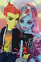 Набор кукол Monster High Хит Бёрнс и Эбби (Abbey Bominable & Heath Burns) Монстер Хай Школа монстров, фото 5