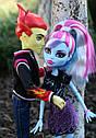 Набор кукол Monster High Хит Бёрнс и Эбби (Abbey Bominable & Heath Burns) Монстер Хай Школа монстров, фото 6