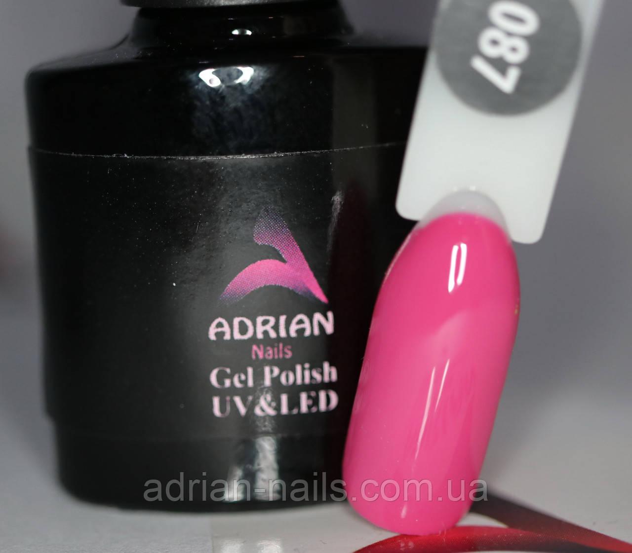 Гель-лак Adrian Nails 10ml - 087