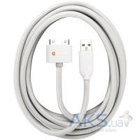 USB кабель Griffin USB to Dock cable 1m White