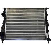 Радиатор охлаждения двигателя Logan/MC/Sandero 1.4/1.6 без A/C до 2008 г.