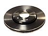 Тормозной диск вентилируемый R16 QSP Renault Trafic 2, Velsatis, Opel Movano, Nissan Primasrar