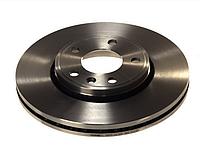 Тормозной диск вентилируемый R16 QSP Renault Trafic 2, Velsatis, Opel Movano, Nissan Primasrar, фото 1