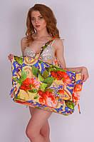 Пляжная сумка Amarea 20035 B One Size Цветной Amarea 20035 B