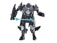 Большой робот-трансформер Истребитель 18,5 см