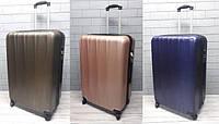 Большой дорожный чемодан на 4-х колесах Trawel World с расширением + 5см