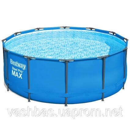 Bestway Каркасный бассейн Bestway 56420 (366х122) с картриджным фильтром