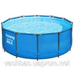 Bestway Надувний басейн Bestway 56420 (366х122) з картриджних фільтрів