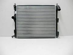 Радиатор охлаждения двигателя Logan/MCV/Sandero 1.4/1.6 без A/C с 2008 г.
