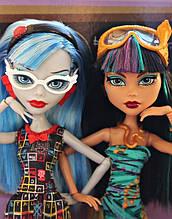 Набор кукол Monster High Гулия Йелпс и Клео де Нил (Cleo De Nile & Ghoulia Yelps) Монстер Хай Школа монстров