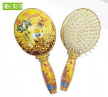 Детская щетка для волос Beauty LUXURY (HBK-9370)