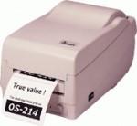 Настольный принтер печати штрихкодов «Argox OS-214TT plus»