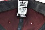 Кепка фулка Flexfit NY Yankees 56-58 см бордовая (0919-76), фото 2