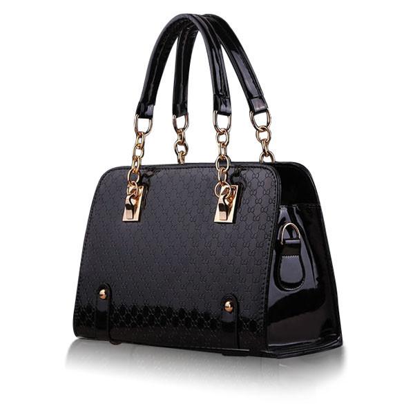 Лаковая сумка. Красивая сумка. Женская сумка. Недорогая сумка. Интернет  магазин. PU кожа. Код  КЕ65 6f88d68b88a