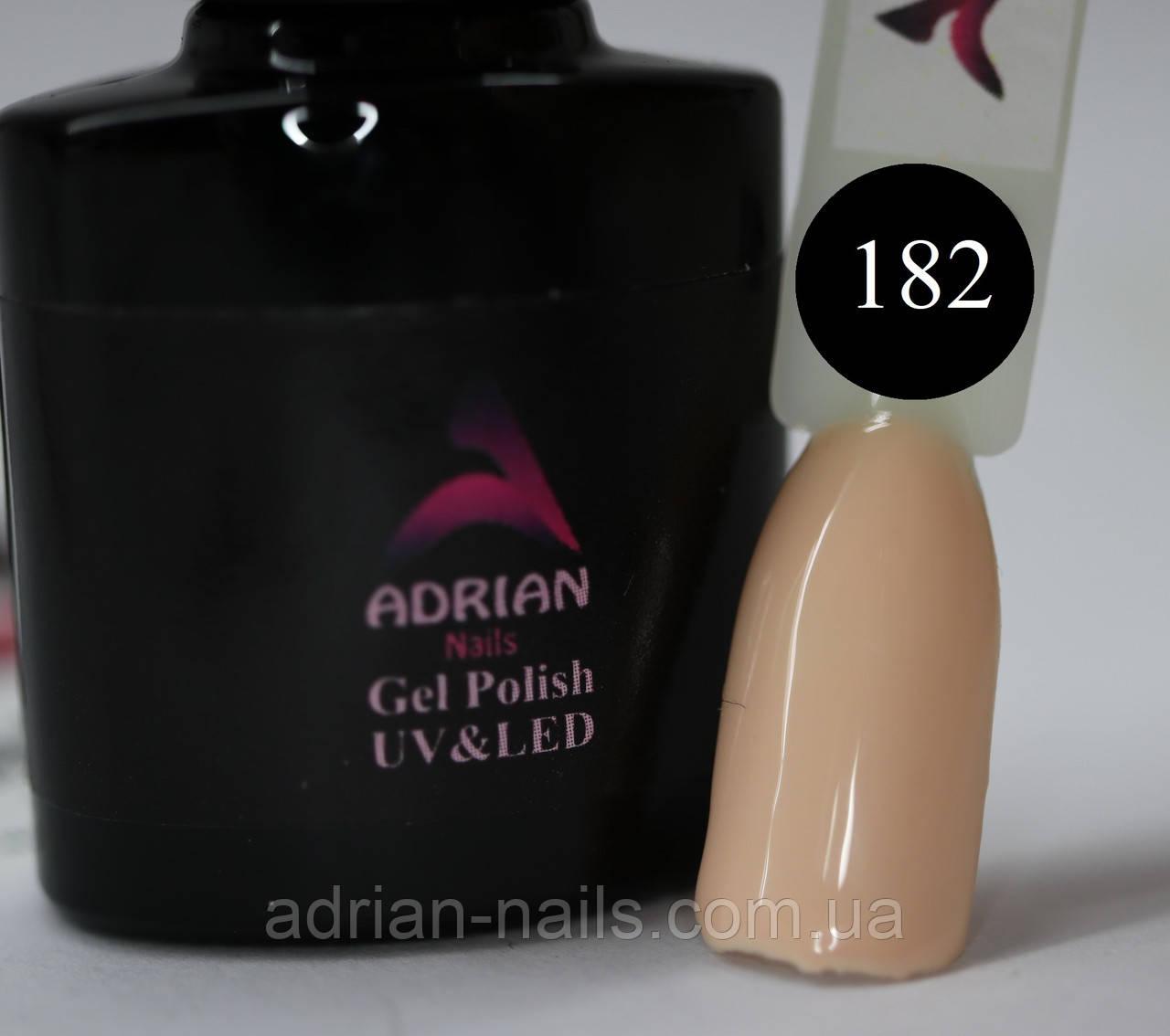 Гель-лак Adrian Nails 10ml - 182