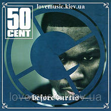 Музичний сд диск 50 CENT Before curtis (2007) (audio cd)