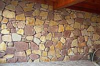 Бутовый камень песчаник натуральный