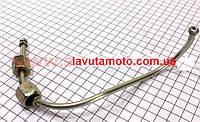Трубка топливная метал (насос - форсунка) R195NM