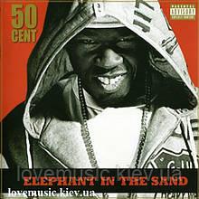 Музичний сд диск 50 CENT Elephant in the sand (2008) (audio cd)