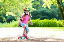 Детские Скейты, Скейтборды (пенниборды).