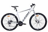 """Велосипед горный 27.5"""" Leon XC-80 2020 (рама 20"""", белый)"""