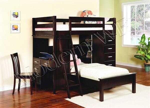 """Дерев'яне ліжко """"Каміла"""""""