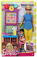 Кукла Barbie Учитель Careers Teacher Doll Playset, фото 3