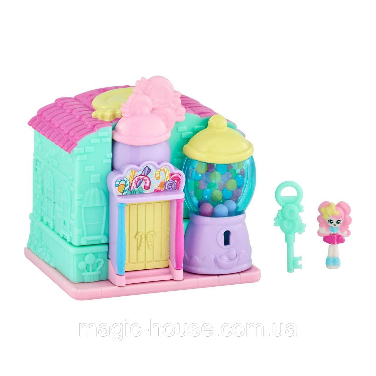 ShopkinsШопкинс миниСекретныйМагазин Сладостей Lil Secrets Mini Playset Sweet Retreat Candy