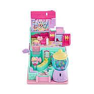 ShopkinsШопкинс миниСекретныйМагазин Сладостей Lil Secrets Mini Playset Sweet Retreat Candy, фото 2