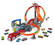 Трек Хот ВилсШтормовое вращение  Оригинал от Mattel, фото 2